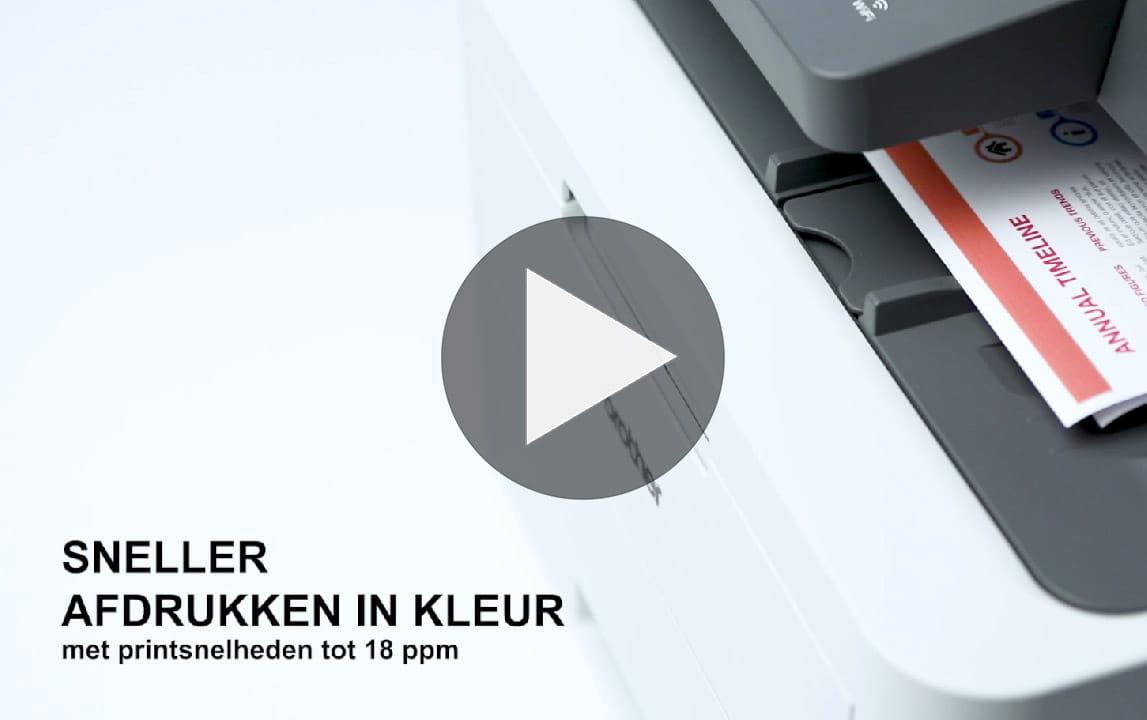 DCP-L3550CDW All-in-one draadloze kleurenledprinter 6