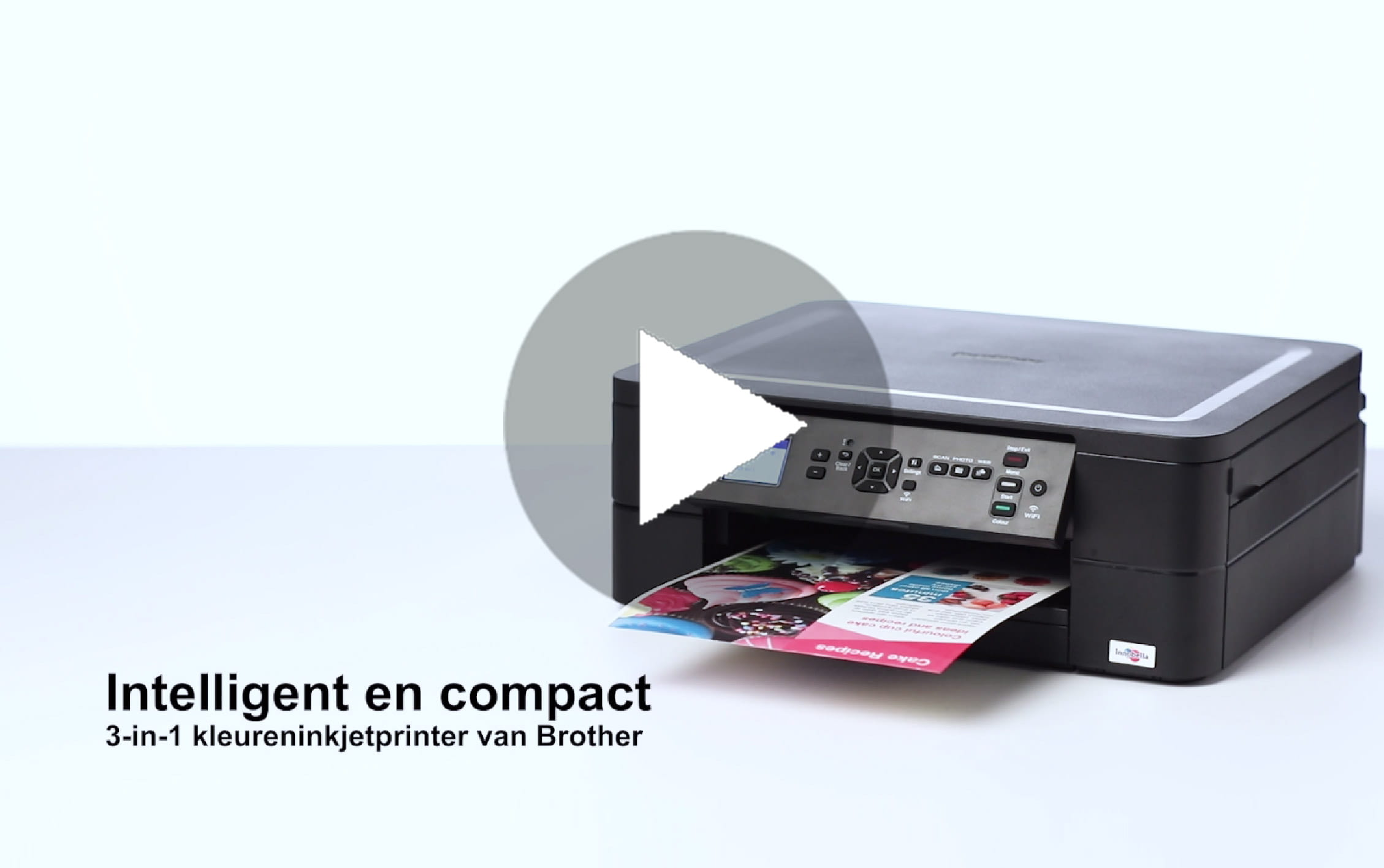 Draadloze kleureninkjetprinter DCP-J572DW 8
