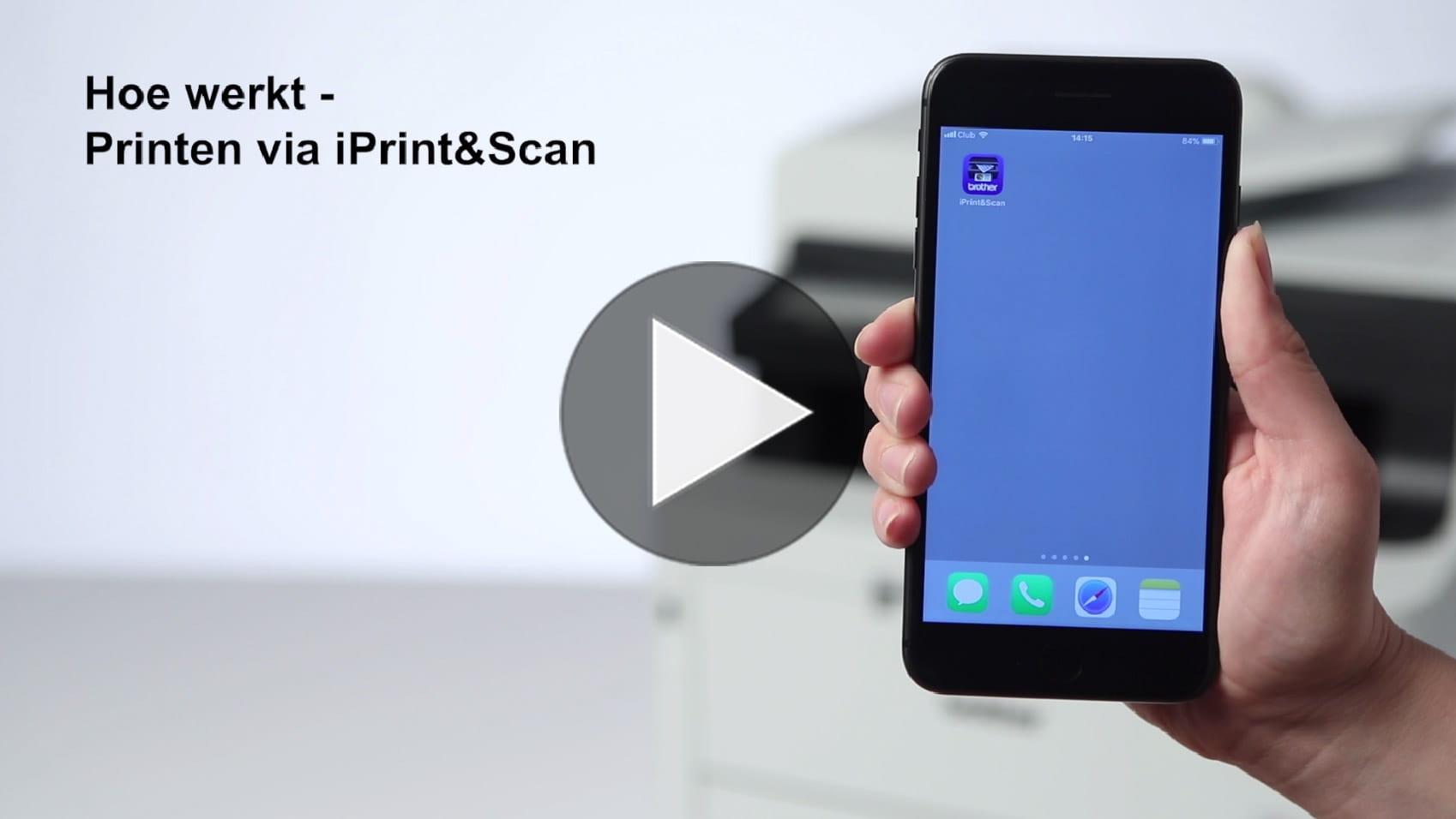 MFC-L3770CDW All-in-one draadloze kleurenledprinter 7