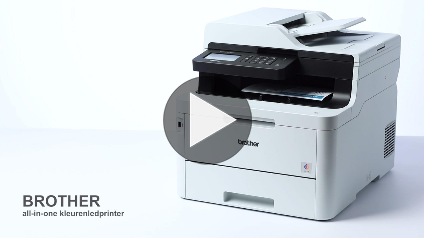 MFC-L3770CDW All-in-one draadloze kleurenledprinter 8