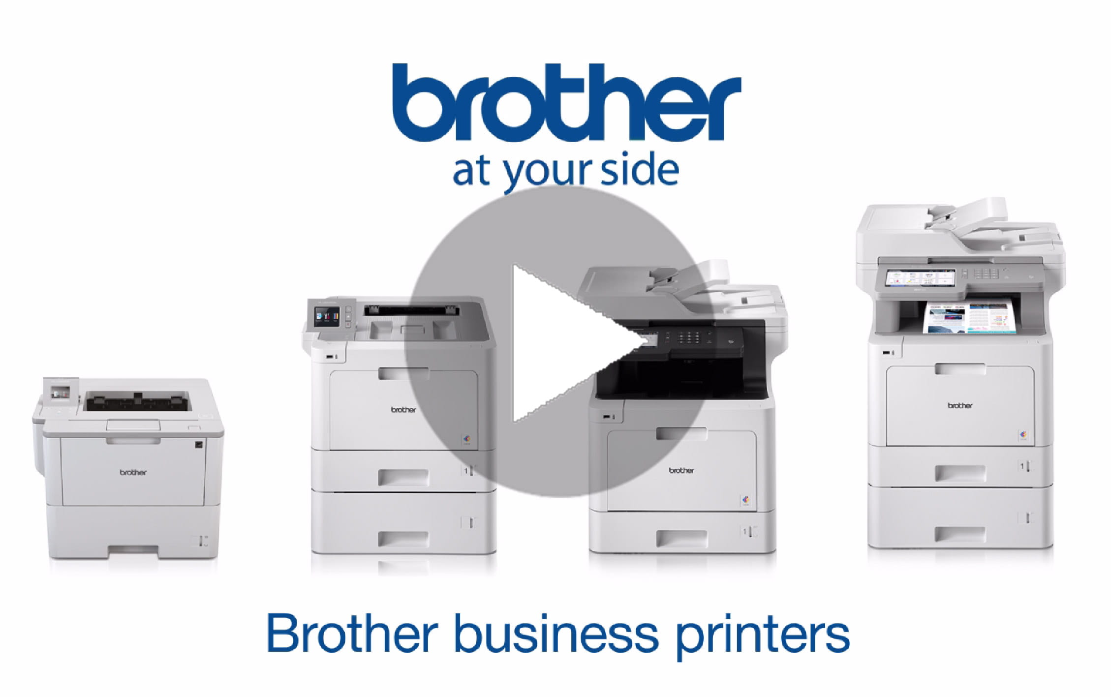 MFC-L9570CDWMT Professionele all-in-one kleurenlaserprinter met vijf papierladen en NFC 8