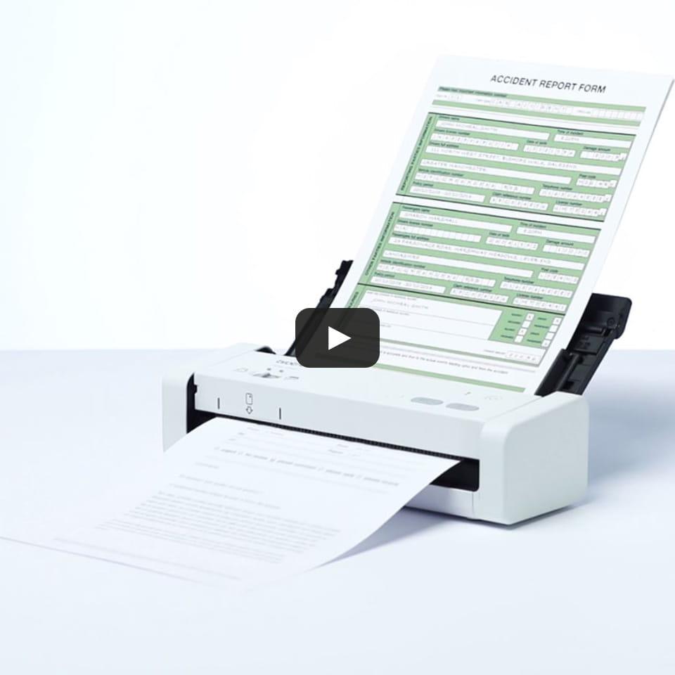 ADS-1200 Compacte, dubbelzijdige documentscanner 10